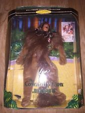 BARBIE KEN Is The COWARDLY LION WIZARD OF OZ DOLL 1996 Articulated