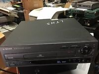 OEM  Pioneer CLD-V5000 CD CDV LD LaserDisc Player CLD V5000  Made in Japan