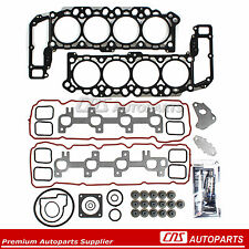 Head Gasket Set Fits 99-03 Jeep Grand Cherokee Dodge Ram Dakota 4.7 VIN J N