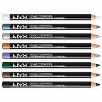 NYX Slim Long Lasting Matte & Shimmer Eyeliner Pencil Made in Germany