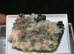 Rarität Fahlerz XX , Steinbruch Hechtsberg , Hausach , Schwarzwald Mineralien