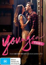 YOUNGER - SEASON 2  -  DVD -  - SEALED