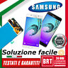 DISPLAY LCD+TOUCH SCREEN PER SAMSUNG GALAXY A5 2016 SM-A510F A510 VETRO SCHERMO!