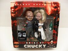 McFarlane Movie Maniacs Child's Play Bride of Chucky & Tiffany Figure Box Set