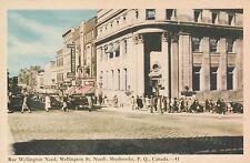 SHERBROOKE QC – Rue Wellington Nord Wellington Street North