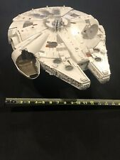 STAR WARS OTC MILLENNIUM FALCON HASBRO NEAR COMPLETE NICE NEVER PLAYED WITH