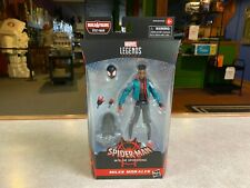 "Marvel Legends 6"" BAF STILTMAN Spider-Man Into The Spider-Verse MILES MORALES"