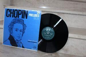 LP 33 t.  Vlado Perlemuter  -  Chopin : 24 préludes op.28 -