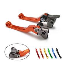 MX Pivot Brake Clutch Lever For KTM EXC250 XC300 XCW450 EXC500 Six Day XCF 14-16