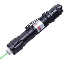 8000M Range Green Laser Flashlight High Power 3000MW Gypsophila Laser Pen IPX67