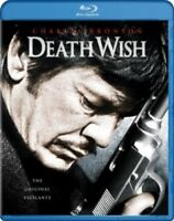 Death Wish [New Blu-ray] Digital Theater System, Mono Sound, Widescreen
