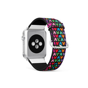 Disney Apple Watch Band Series SE 6 5 4 40 44 38 40 mm Mickey Mouse ears iwatch