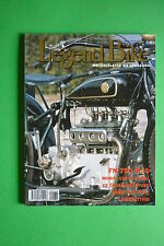 LEGEND BIKE N.78/1999 LAMBRETTINO MORINI 125 4T CORSA CZ CROSS MOTO COMET 175 1