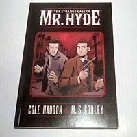 Strange Case of Mr. Hyde Vol 1 TPB (DC)2007 - 1st print - UNREAD - VF+ to VF/NM