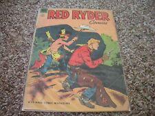 RED RYDER COMICS  #117 (APRIL 1953) DELL COMICS RARE!!!