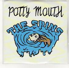 (EN431) Potty Mouth, The Spins  - DJ CD