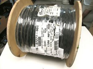 NEW . Champlain Cable 1100Ft,  20AWG Cat# 15-07271-001.. TP-002