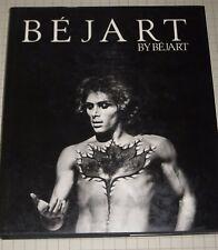 """1980 """"BEJART"""" Jorge Donn, COLETTE MASSON, Jean-Louis Rousseau, PIERRE FAUCHEUX"""