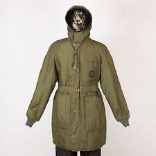 Men's REFRIGIWEAR Jacket Parka Size MT Medium Tall Olive Green