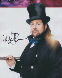 Michael Ball HAND Signed 8x10 Photo Les Miserables, Aspects of Love Hairspray