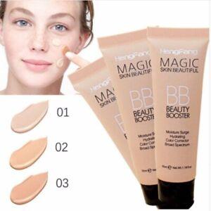 Waterproof Foundation BB Cream Base Makeup Long Lasting Whitening Face Makeup