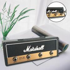 HOT SALE Plug keychains Key Holder Hook Jack Rack 2.0 Vintage Guitar Amplifier