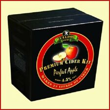 Bulldog Brews Perfect Apple Cider Home Brew Free Fast Delivery UK