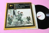Kodaly LP Works For Piano Complete Orig US 1974 NM! Top Stereo Classical