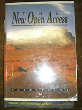 The new open acces Terminale - Manuel scolaire anglais - Hatier - 1991