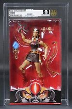 2016 Mattel Thundercats Classics Pumyra AFA U9.0 90 Club Third Earth