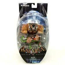 "DC Direct Batman: Arkham Asylum Bane Series 2 7"" Collectors Action Figure NIB"