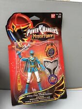 Power Rangers Mystic Force Bleu Clair Action Figure DGSIM
