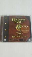 Baldur's Gate: Tales of the Sword Coast (BioWare, 1999) Mint Cd