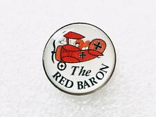 anneys ~ GOLF  BALL  MARKER - # Red Baron #  ~
