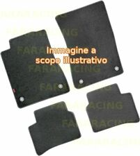 Lampa Set Tappeti tappetini in moquette su misura Fiat Panda Cross 10/14>