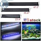243648Aquarium Full Spectrum LED Light Multi-Color Lamp Freshwater FishTank