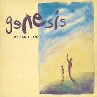 GENESIS We Can't Dance (2016) reissue 12-track vinyl 2xLP album NEW/SEALED