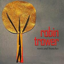 Robin Trower - Roots And Branches (NEW CD)