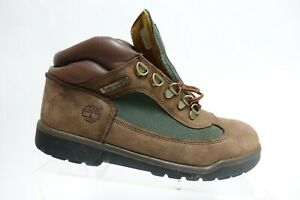 TIMBERLAND Leather Brown Sz 6.5 M Kids Hiking Boots