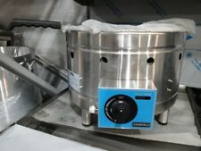 New Lpg Commercial Deep Fryer 43700 Btu Countertop Round Hose Included 10liter