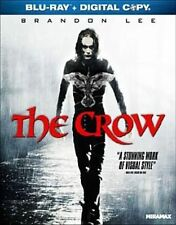 Crow 0031398142409 With Ernie Hudson Blu-ray Region a