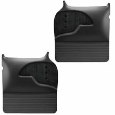 1955 -1959 Chevy Truck Large Molded SPORT XR Door Panels by TMI, Contrast Stitch