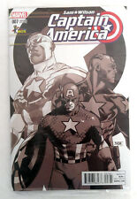 Marvel Comics Captain America #7 Comic-Con Box Excl Cover Variant BW Version NM