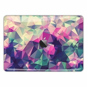 Macbook Pro Air 13 15 Skins case Sticker Decal vinyl Geometric Pattern FSM009