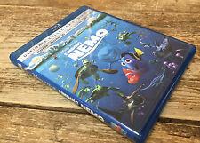 Finding Nemo Disney Movie Blu-ray DVD 2012 5-Disc Set NO Digital Copy 3D/2D