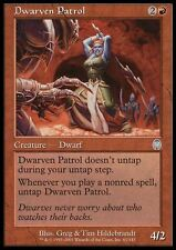PATTUGLIA DI NANI - DWARVEN PATROL Magic APC Mint
