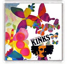 THE KINKS - FACE TO FACE LP COVER FRIDGE MAGNET IMAN NEVERA
