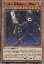YU-GI-OH CARD: BLACK DRAGON NINJA - TDIL-EN036 1ST EDITION