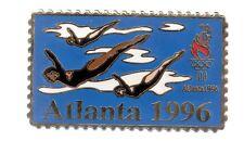 1996 Atlanta Diving Olympic Pin