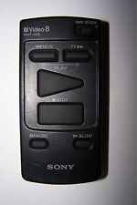 SONY CAMCORDER REMOTE CONTROL RMT-506